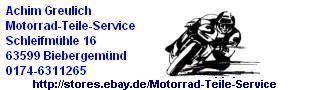 Motorrad-Teile-Service